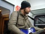 поездка в Тулу: музыкант в электричке